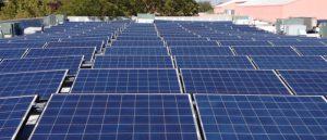 Solar Comercial Header