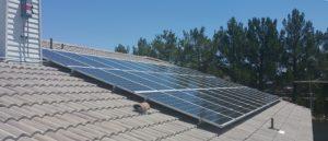 Solar Residential Header