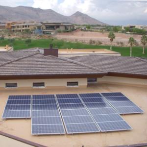 Solar Residential Side