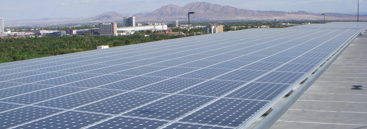 Venetian Solar PV Installation